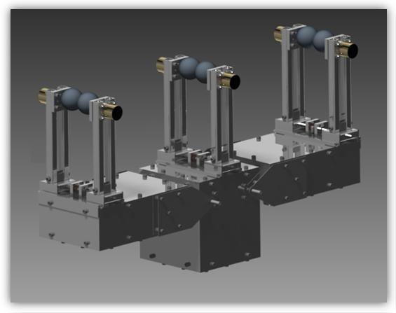 légvezeték ellenőrző robot-koncepció
